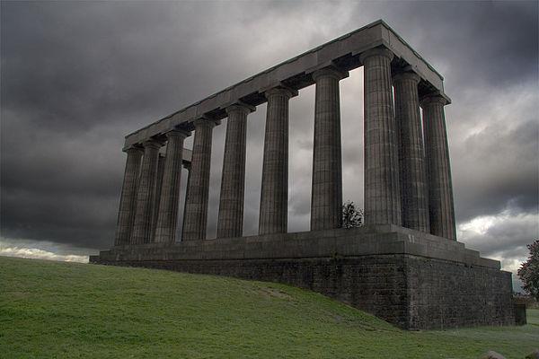 Calton Hill monumentos