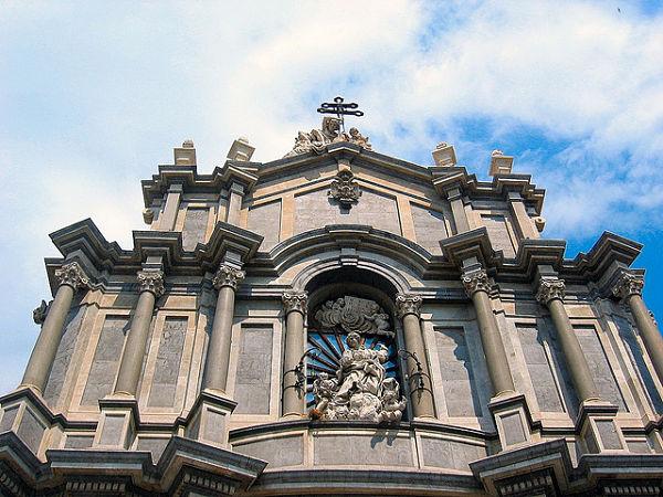 Catedral Catania santa agata