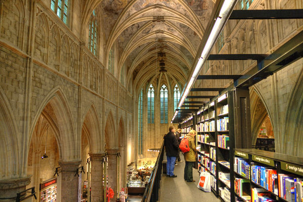 Librería Selexyz Dominicanen Maastricht
