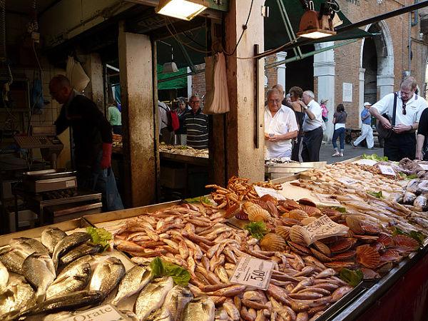 Mercado Rialto Pescaria