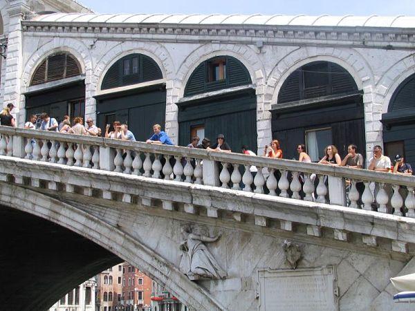 Puente Rialto tiendas