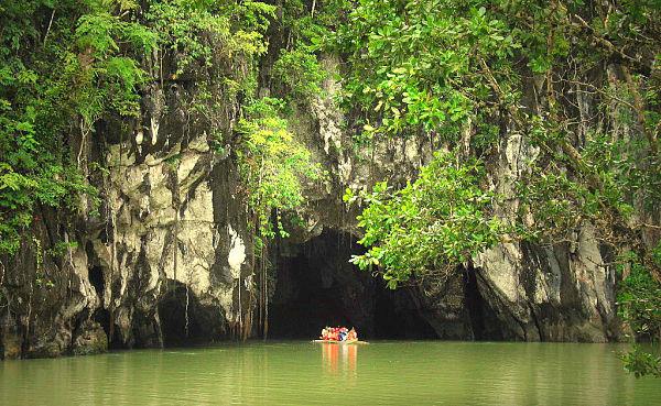 Cueva puerto princesa