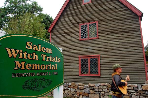 Salem brujas