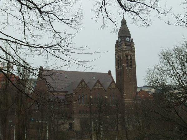 Annedalskyrkan Slottsskogen Gotemburgo Suecia