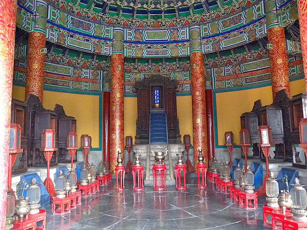 Templo del Cielo interior