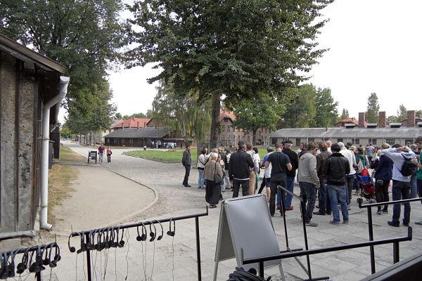 Museo Holocausto Judío Auschwitz