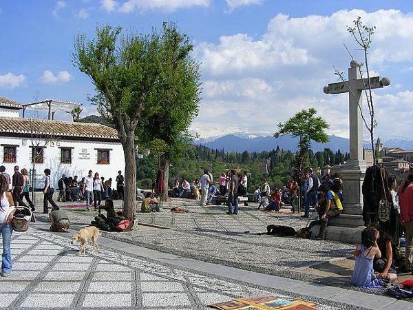 Plaza de San Nicolás