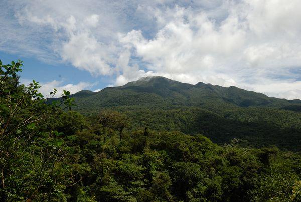 Rio Celeste Volcan Tenorio