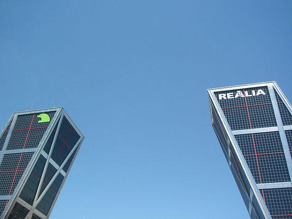Torres KIO edificio