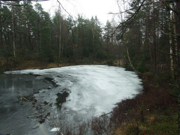 Vattlefjall Goteborg Lago Helado