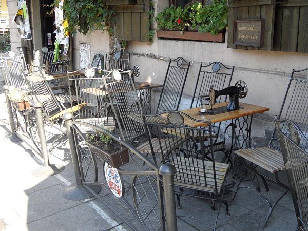 cafés barrio judío Cracovia