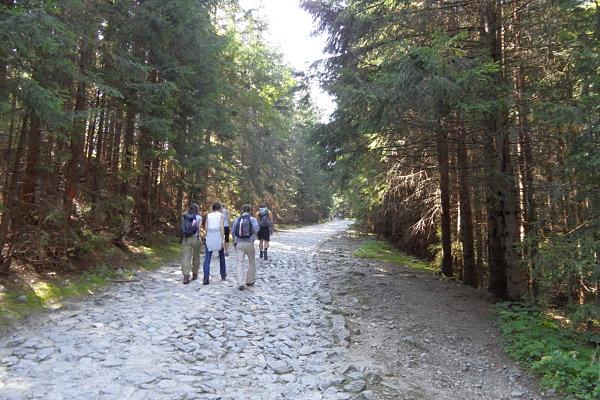 refugio en Kalatówki