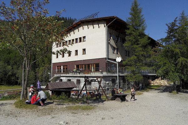 Desde el refugio de Kalatówki se obtienen unas vistas increíbles del Valle Bystra en los Montes Tatra