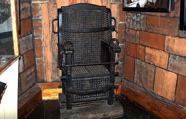 museo tortura amsterdam