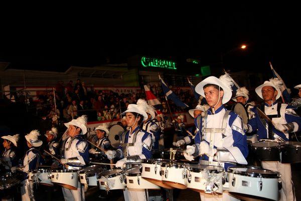 Navidad Costa Rica Banda Festival Luz