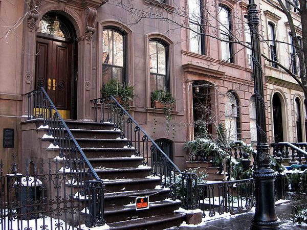 apartamento de Carrie Bradshaw sexo en nueva york