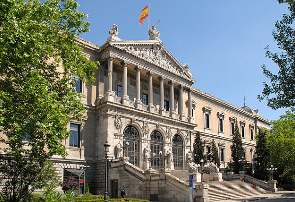 biblioteca nacional espana