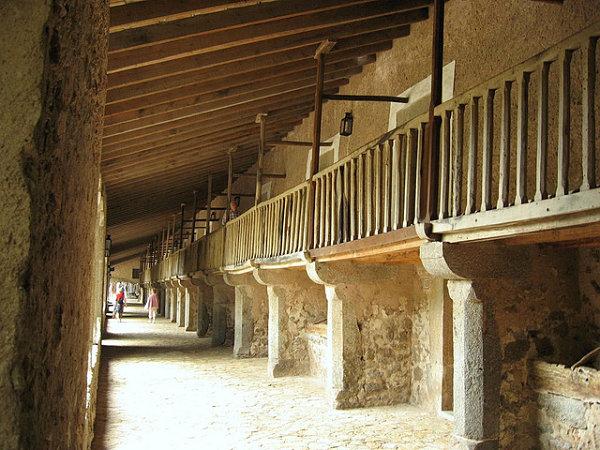 monasterio lluc celdas