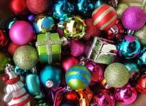 Fotografía de esferas de la Navidad en México, una fecha para pasarla en familia