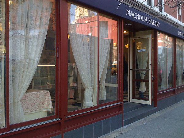 Pastelería Magnolia Bakery
