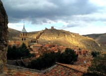 Albarracin Teruel Murallas