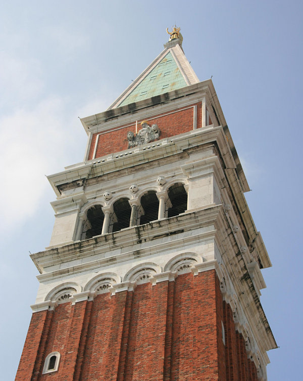 campanario san marcos venecia cerca