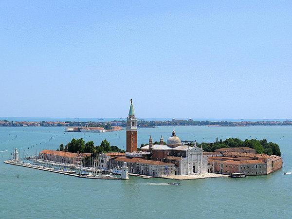 campanario san marcos venecia isla