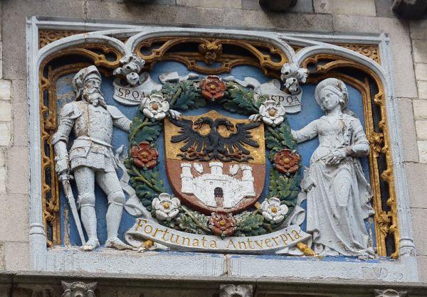 castillo Amberes