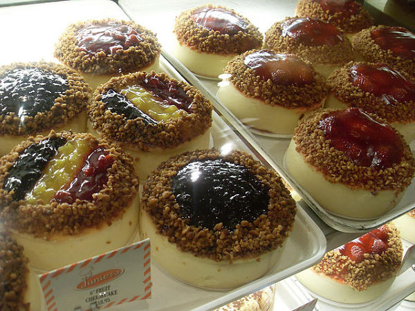 juniors Cheesecake pasteleria nueva york
