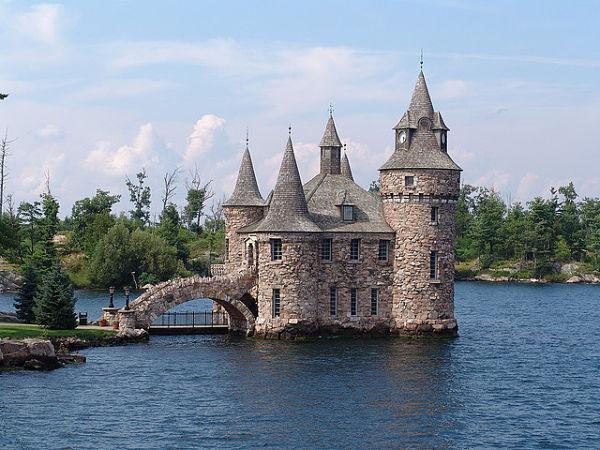 mil islas canada castillo