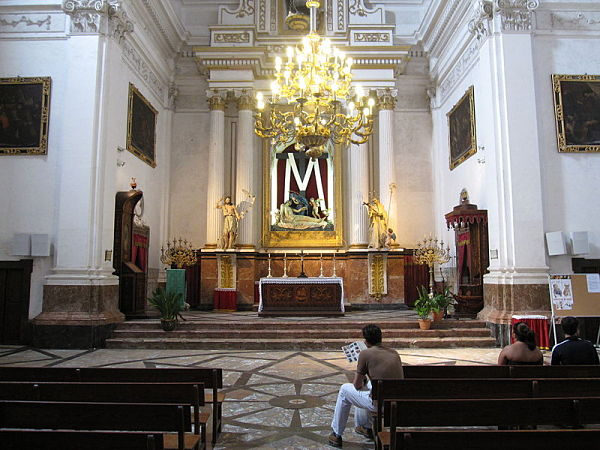 cartuja valldemossa iglesia