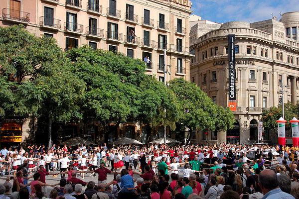 sardana catedral barcelona