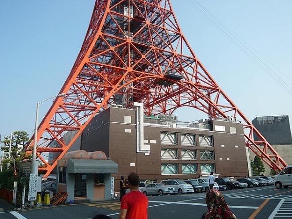 torre tokio base