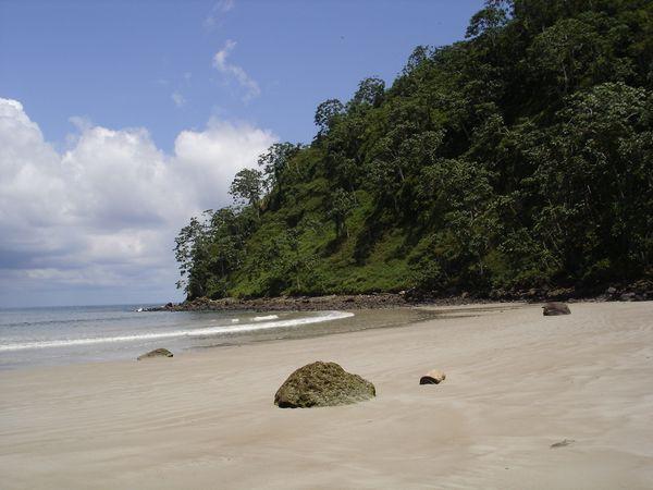 Isla del Coco Playa Bahia Chatham