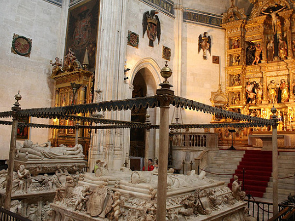 catedral granada reyes catolicos