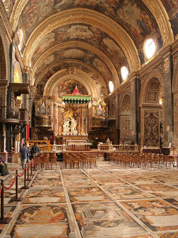 catedral san juan malta museo