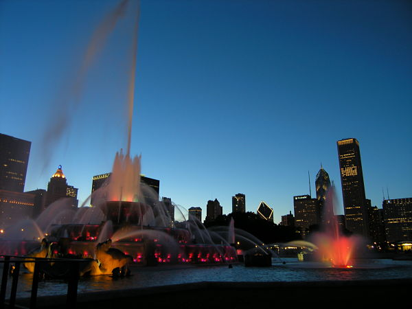 fuente Buckingham chicago