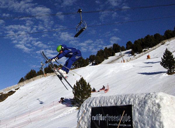 grandvalira ski estaciones