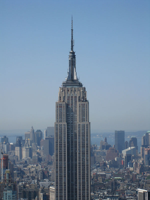 empire state building torre