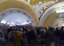 metro moscu video
