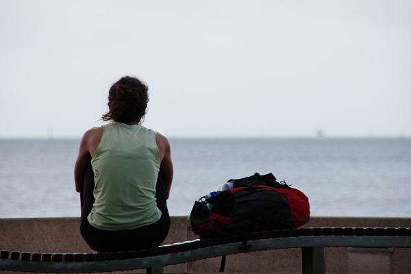 viajar solo reflexionar
