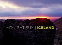 Midnight Sun islandia