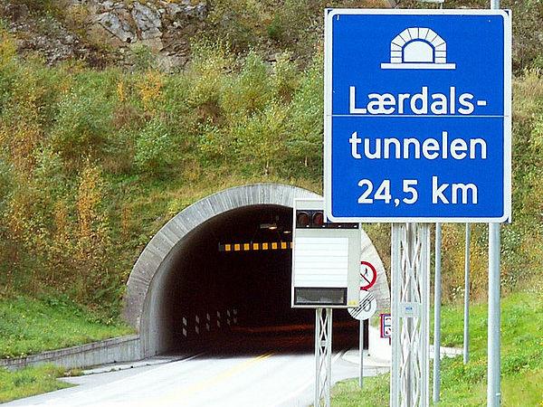 tunel mas largo del mundo