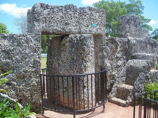 castillo de Coral estados unidos florida