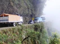 camino yungas carretera mas peligrosa mundo