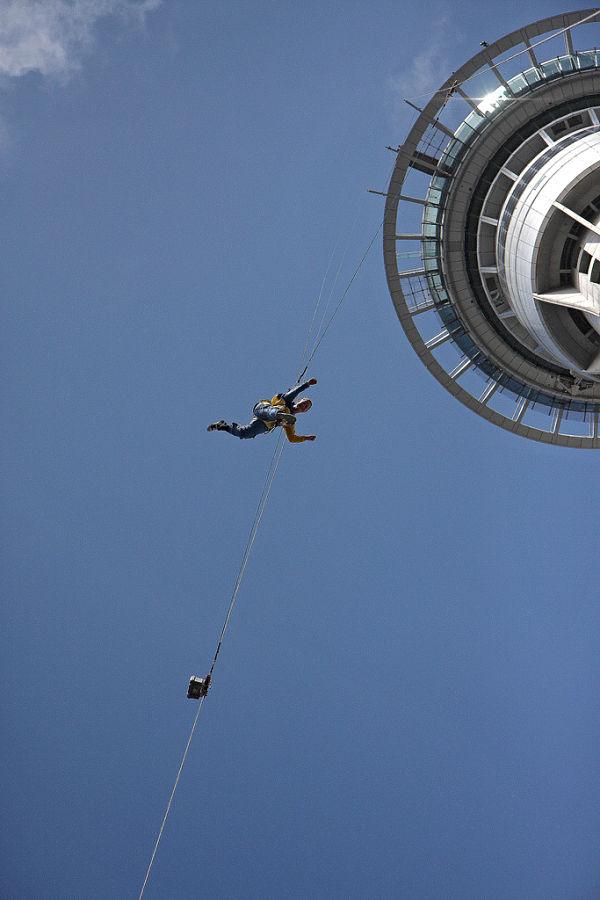 sky tower salto