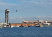 teleferico puerto barcelona