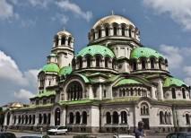 catedral de Alejandro Nevski sofia