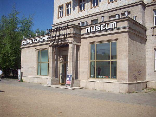Computerspielemuseum museo videojuegos berlin