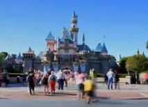 disneyland california video